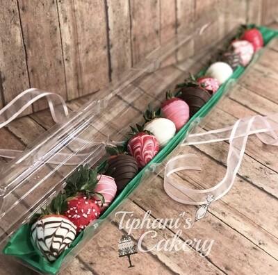 Strawberry Rose Box