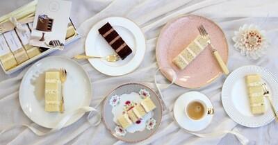 To-Go Wedding Cake Tasting