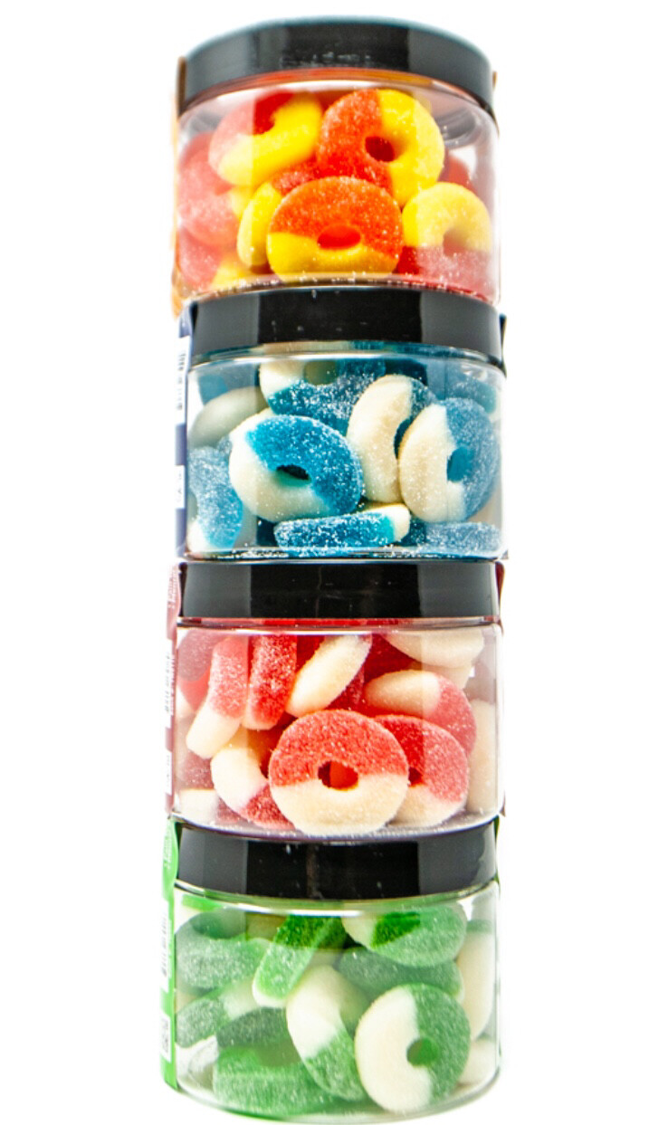 CBD Gummy Rings