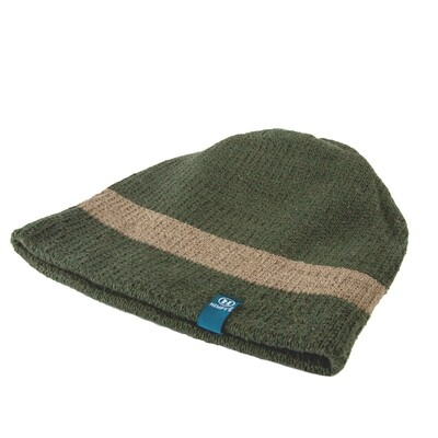 Super Slouch Plush Hemp Beanie