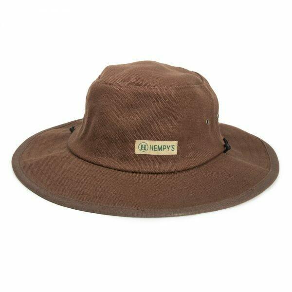 Baja Explorer Hemp Sun Hat