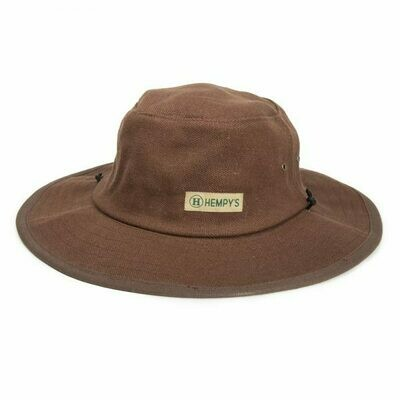 Baja Explorer Hemp Sun Hat