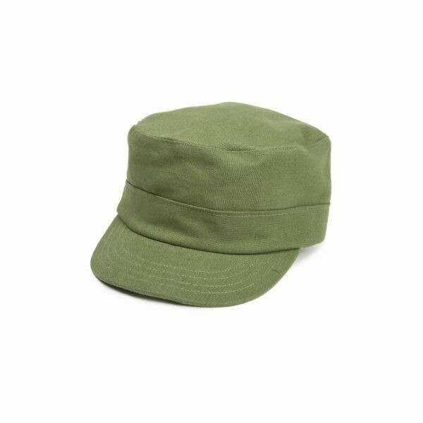"""""""Freedom Fighter"""" Military Style Hemp Hat"""