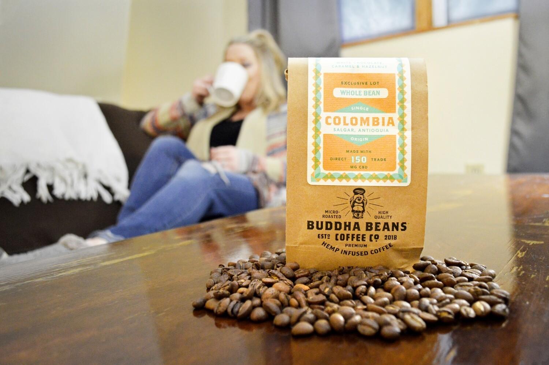Buddha Beans CBD Infused Coffee