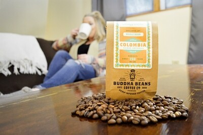 Buddha Beans CBD Infused Coffee