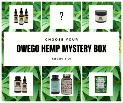 Owego Hemp Mystery Box!