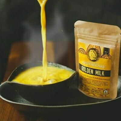 CBD Latte - Golden Milk Turmeric
