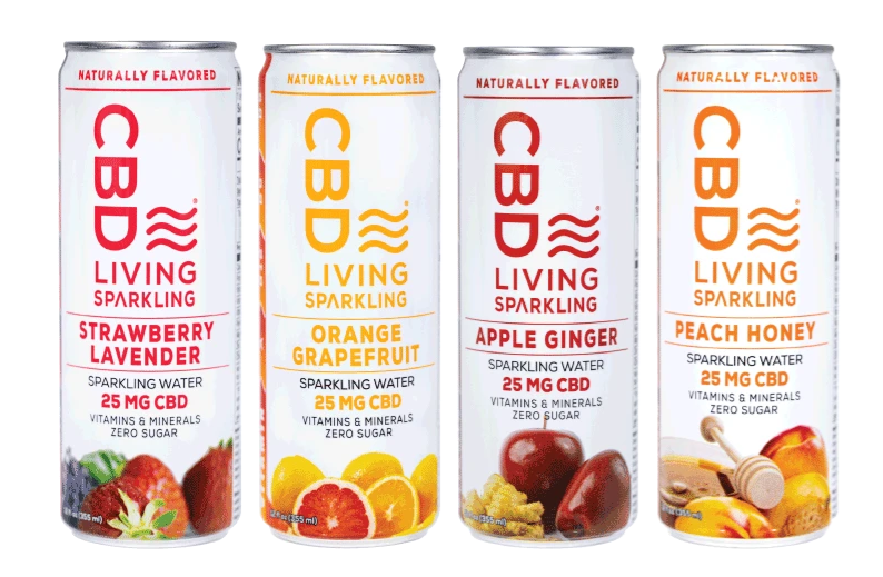 Flavored Sparkling Water