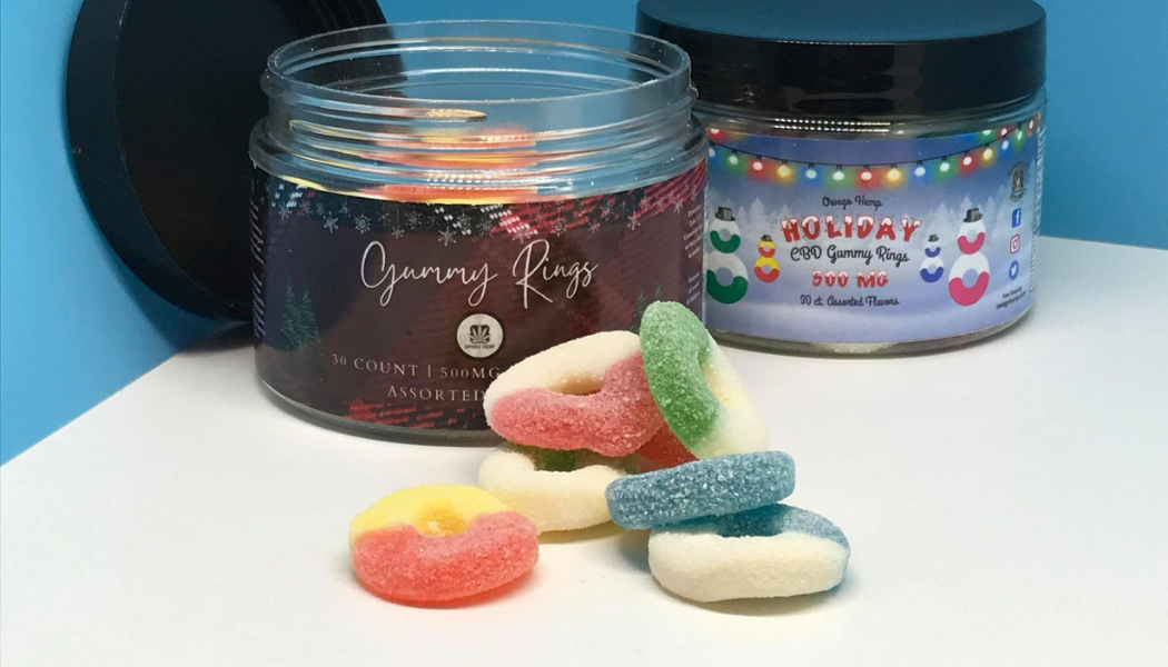 Gummy Rings - Assorted Flavors Holiday Special