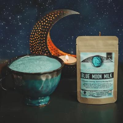 Blue Moon Milk CBD Latte Mix