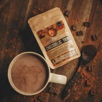 Chocodelic Trip | CBD Hot Cocoa