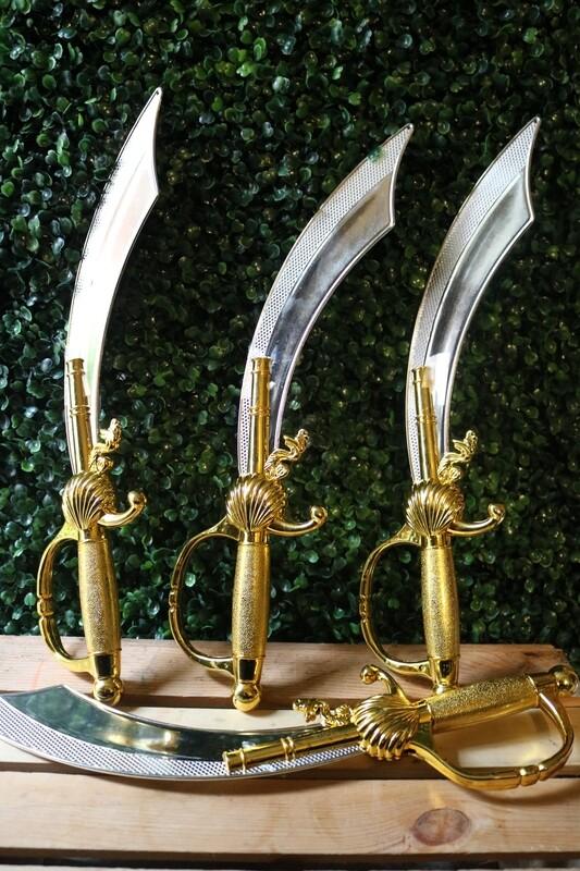 Arabian Swords