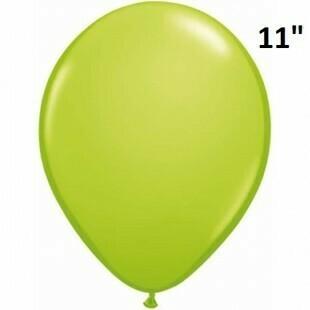 Green latex Balloon