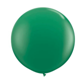 90cm Green Latex Balloon