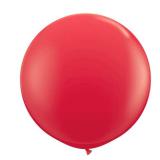 90cm Red Latex Balloon