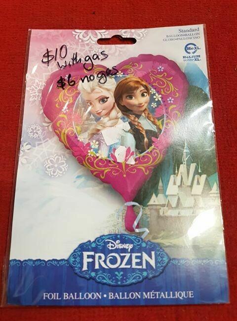 Disney Frozen foil balloon 36cm