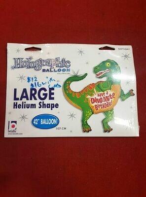 Dinosaur 107CM balloon