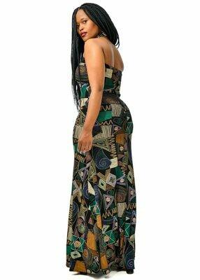 Comfortable & Elegant Long Dress