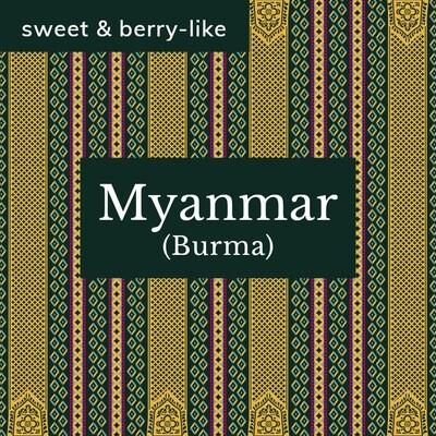 Myanmar Bant Sawk  -  Natural, uncertified organic