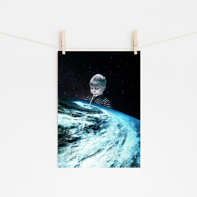print | straw