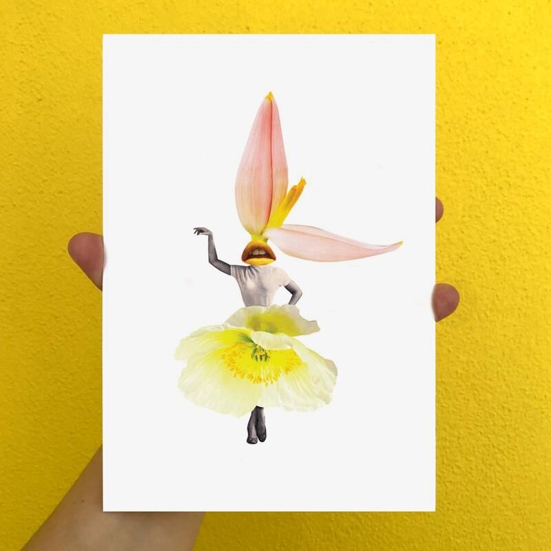 flower | print