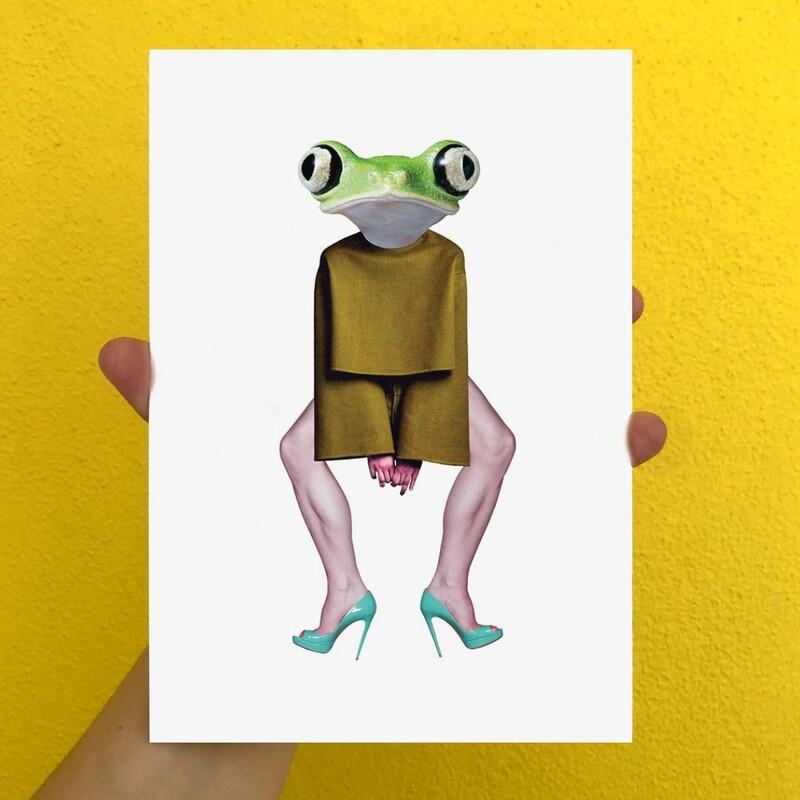 print | kikker