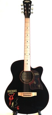 Acoustic Guitar 40 inch for Beginners Michael Jackson iMusic223 Blemish