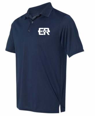 ER Navy Dri-Fit Unisex Polo