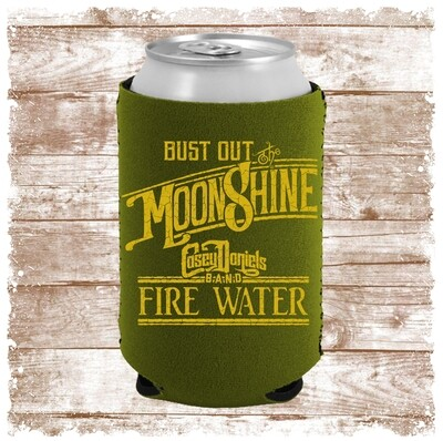 Bust Out The Moonshine Koozie