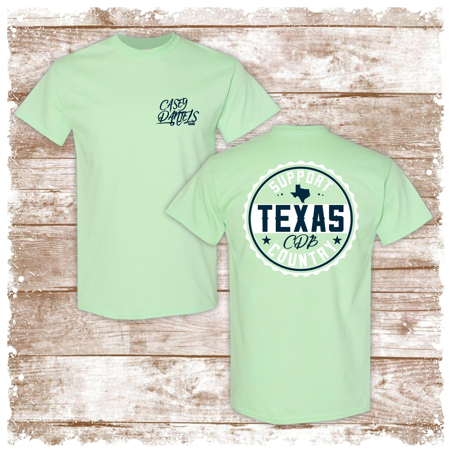 Support Texas Country Tee