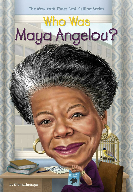 Who was Maya Angelou