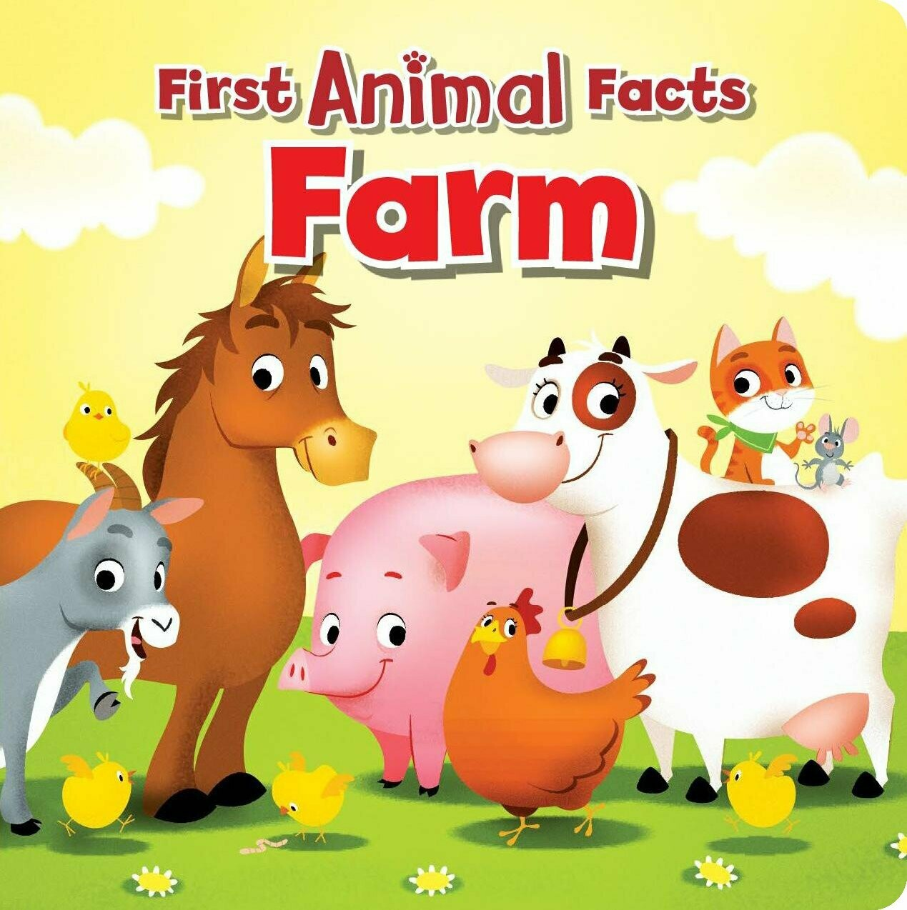 First Animal Facts: Farm
