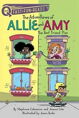 The Adventures of Allie & Amy: The Best Friend Plan