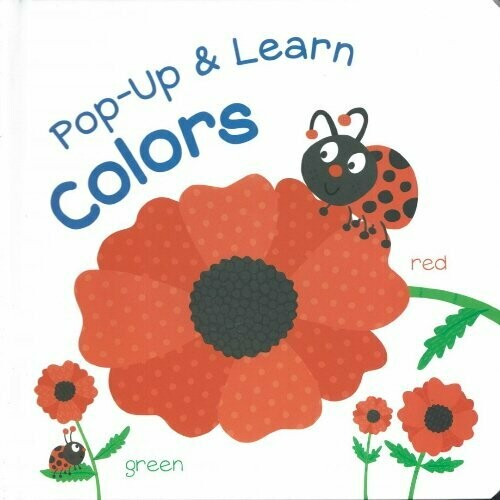 Pop Up and Learn Colors