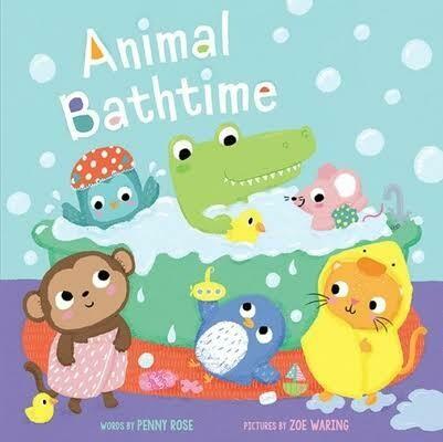 Animal Bathtime
