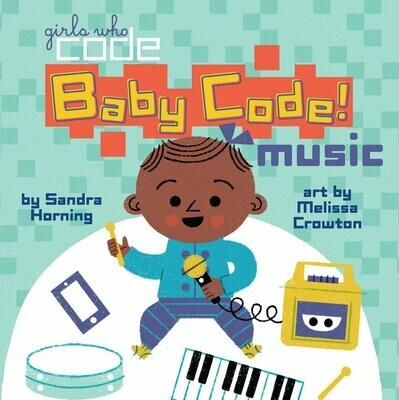 Girls who code:  Baby Code! Music
