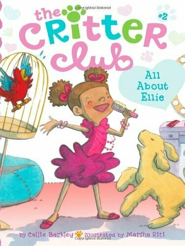 The Critter Club : About Ellie