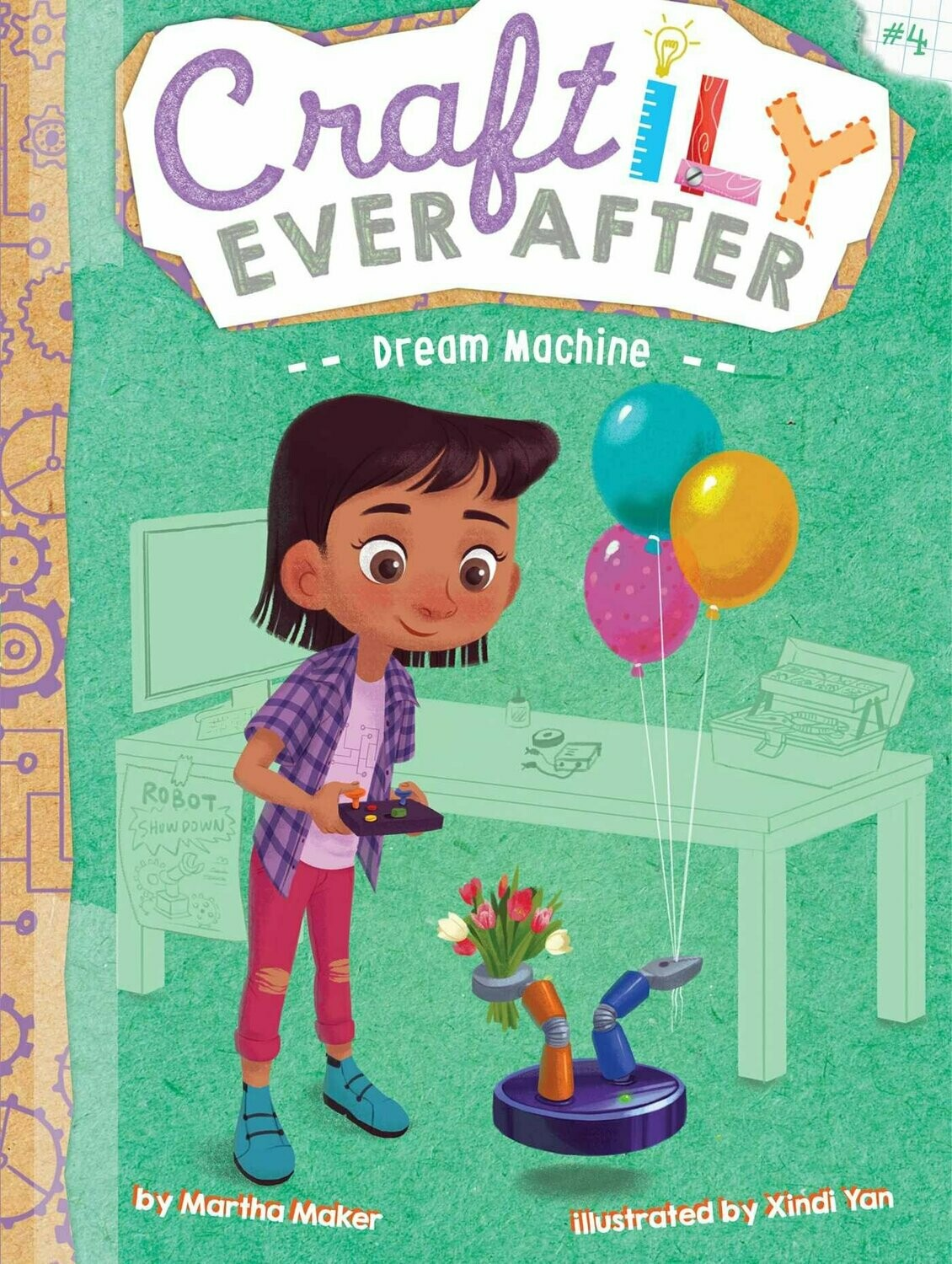 Craftily Ever After: Dream Machine