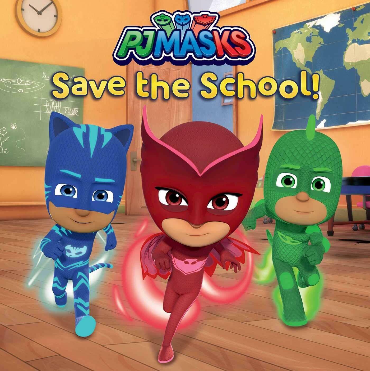 PJ Masks: Save The School!
