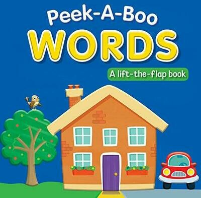 Peek A Boo Words