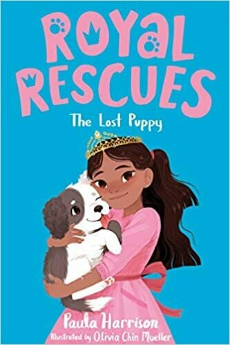 The Lost Puppy (Royal Rescues Book 2)