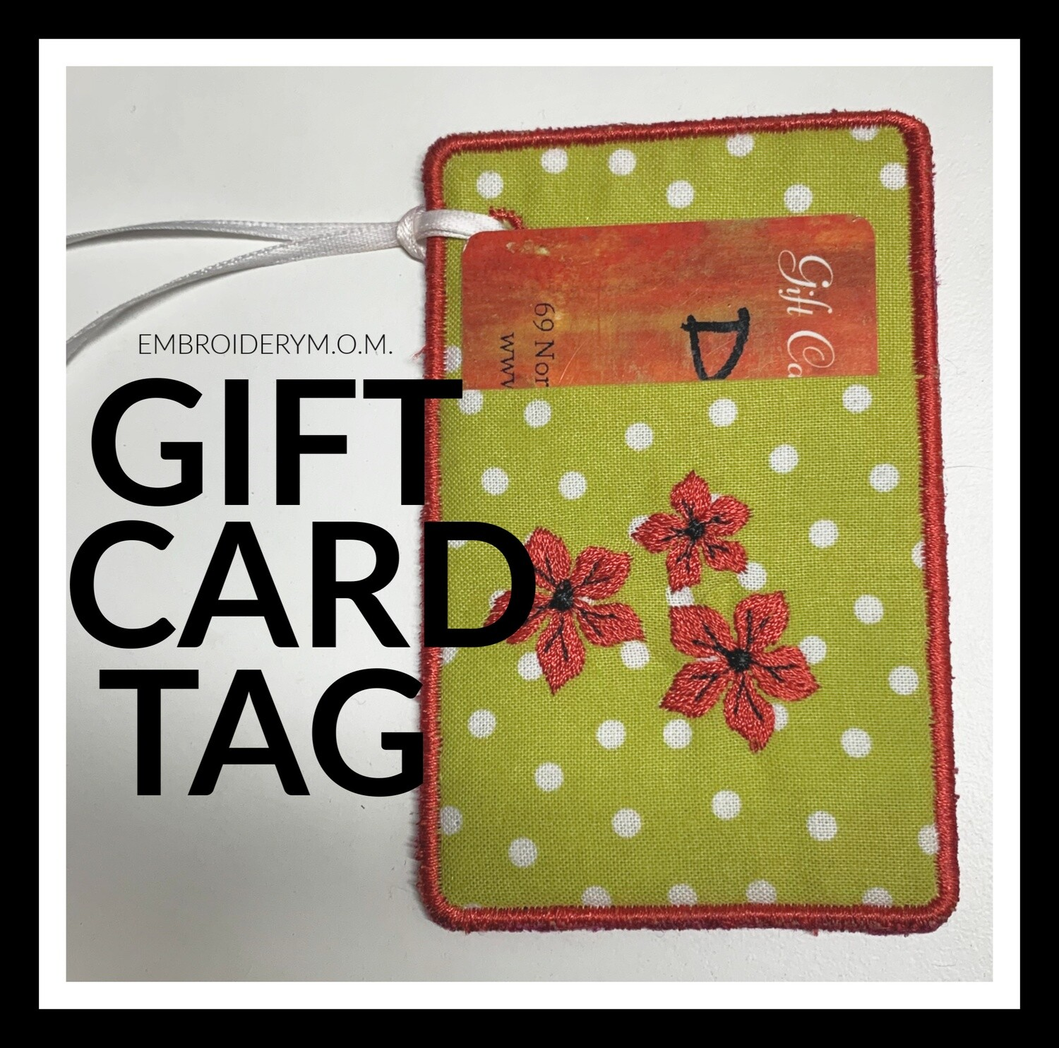 Gift Tag - Card Holder
