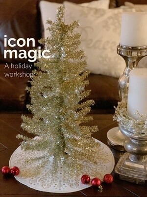 PFAFF Icon Magic ~ A Holiday Workshop