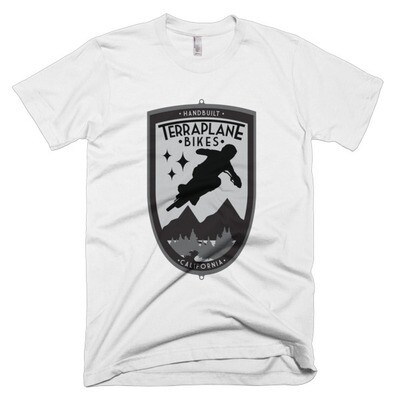 Terraplane head badge T-Shirt