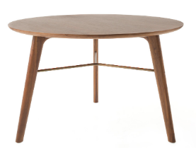 STELLAR WORKS Utility Coffee Table 80 cm Nussbaum