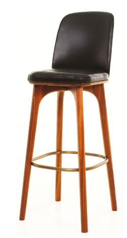 STELLAR WORKS Utility High Chair SH750 in 2 Farben erhältlich (schwarz und lime/beige)