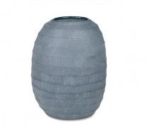 GUAXS Belly XL Vase / Farbe Indigo