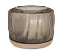 GUAXS San Francisco Lantern L (smokegrey)