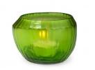 GUAXS MALIA tealight lemon green