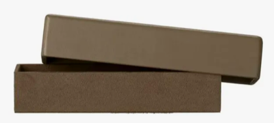 AYTM THECA Box Taupe Länge 23.5 cm